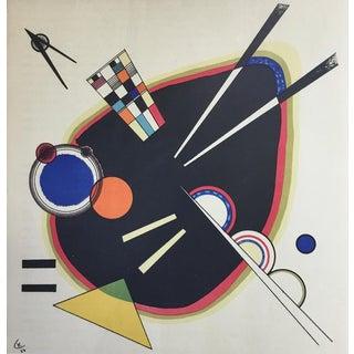 Wassily Kandinsky Original Lithograph, Derrière Le Miroir Oct/Nov 1953, Paris, Galerie Maeght, France For Sale