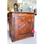 Brown Louis XV Walnut Small Cabinet For Sale - Image 8 of 10