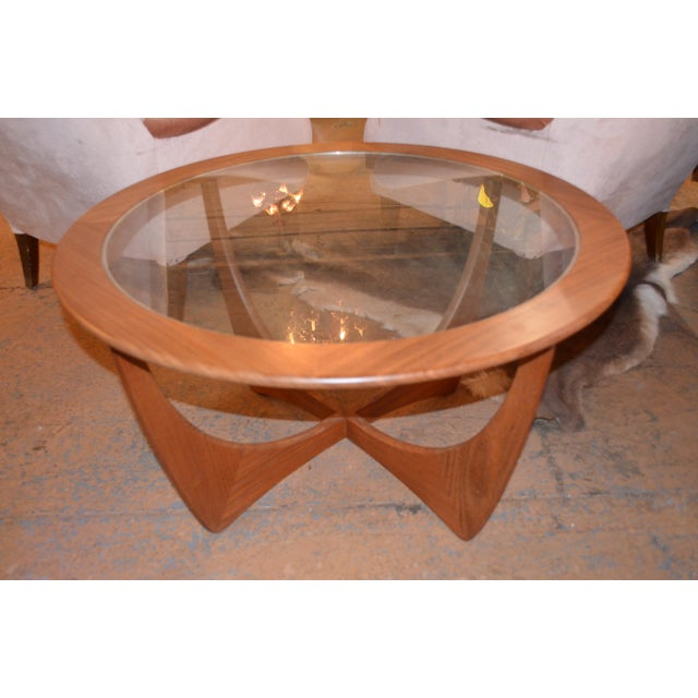 Astro Coffee Table.1960s Mid Century Modern Victor Wilkins G Plan Astro Coffee Table