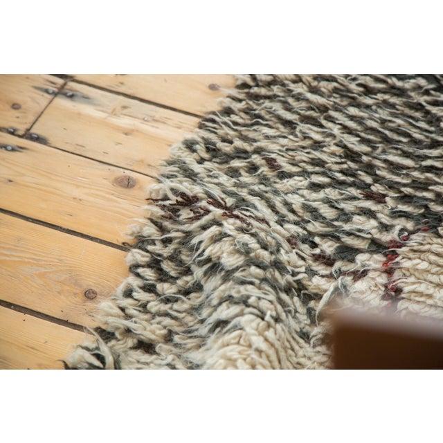 "Vintage Moroccan Carpet - 5'6"" X 8'3"" - Image 7 of 10"
