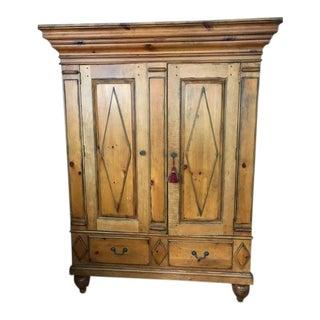 Drexel Heritage Wood Armoire