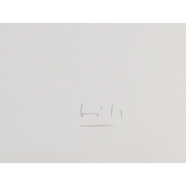 """1970s Max Bill, """"Constellations Viii"""", Geometric Lithograph For Sale - Image 5 of 5"""