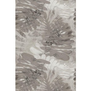 Palm Large Grey Wallpaper For Sale