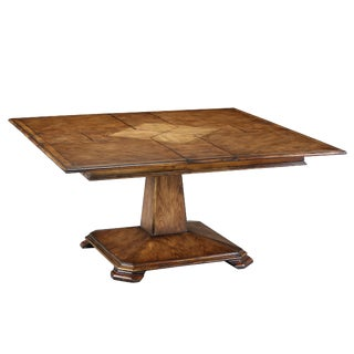 Modern Sarreid LTD Square Dining Table For Sale