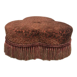 Contemporary Topkapi Ottoman The Jacques Garcia Collection for Baker Furniture For Sale