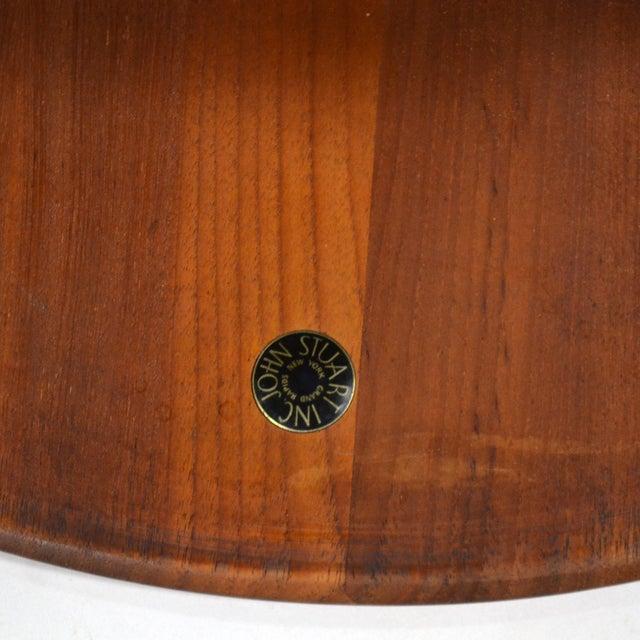 Brown Peter Hvidt/ Mølgaard-Nielsen Fd 522 Occational Table For Sale - Image 8 of 10