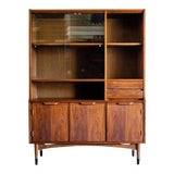 Image of Mid-Century Modern Display Cabinet For Sale
