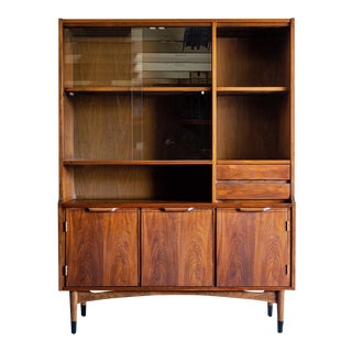 Mid-Century Modern Display Cabinet For Sale