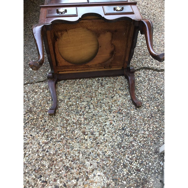 Early 20th Century Antique Wooden Stereo Cabinet For Sale - Image 10 of 13
