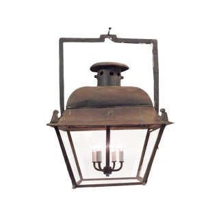 18th Century Italian Lantern For Sale