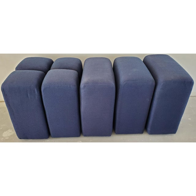 Metal Castelli Large Modular Sectional Sofa For Sale - Image 7 of 12