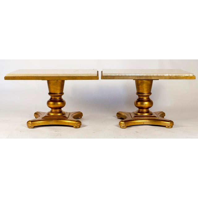 Hollywood Regency Accent Tables - Pair - Image 6 of 6