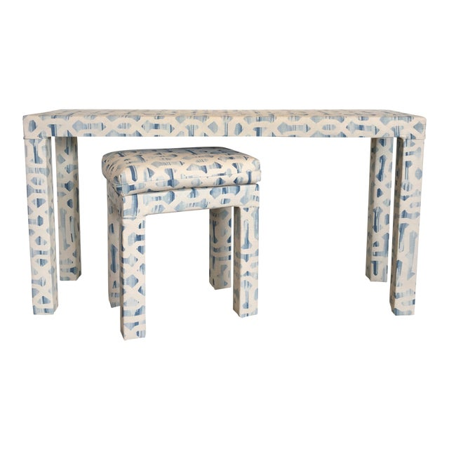 Parsons Console & Bench For Sale