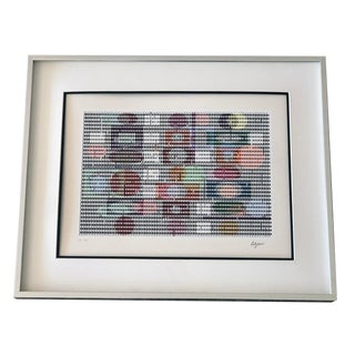 Yaacov Agam Double Metamorphosis Artists Proof Edition of 9 For Sale