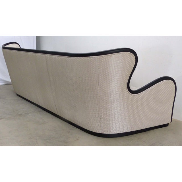 """Margot"" Sofa by Studio Tecnico & Hand Made by Medea, Italy For Sale - Image 4 of 11"