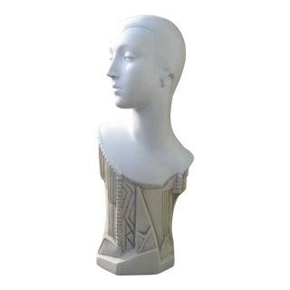Art Deco Mannequin Torso Display Piece
