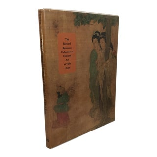 "1991 ""The Bernard Berenson Collection of Oriental Art"" First Edition Museum Book For Sale"