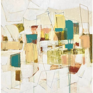 Contemporary Abstract by Rick Griggs Titled Mirage For Sale
