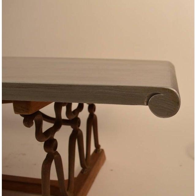 "Mid-Century Modern John Van Koert for Drexel ""Casa Del Sol"" Bench Coffee Table For Sale - Image 3 of 10"