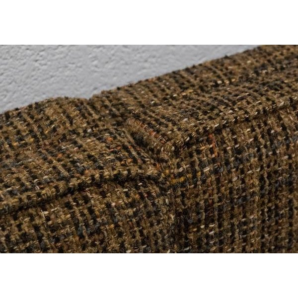 Helkion Mid Century Tweed Sofa - Image 5 of 9