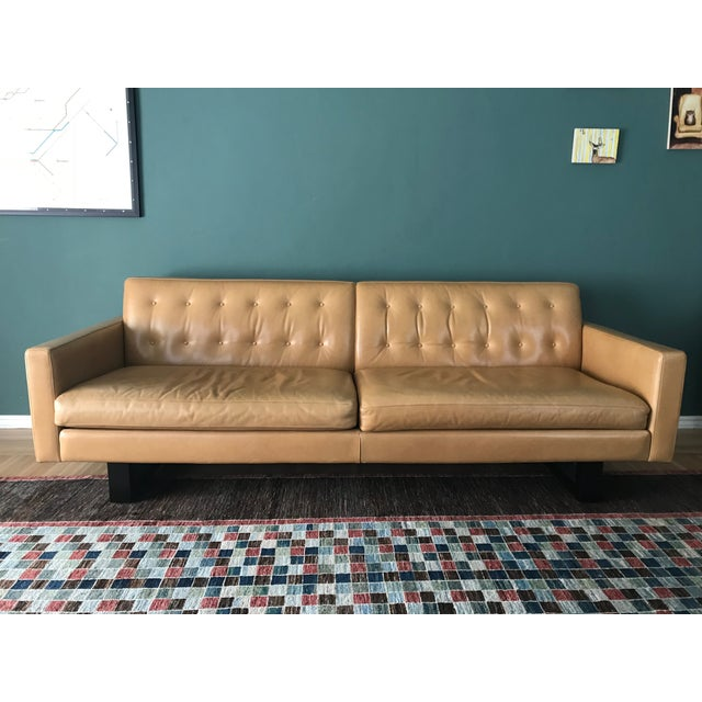 "Wells 89"" Sofa From Room and Board For Sale - Image 13 of 13"