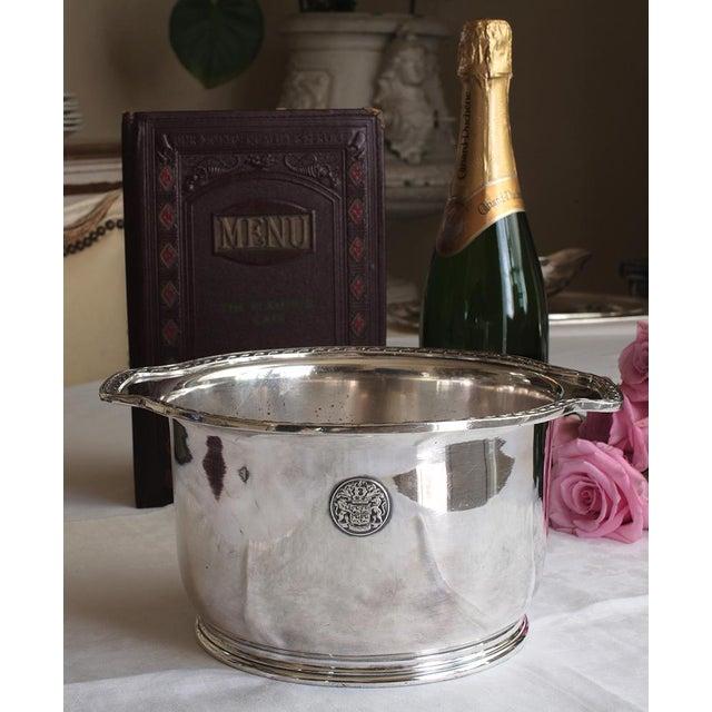 1920s Delmonico's New York Ice Bucket - Image 2 of 6