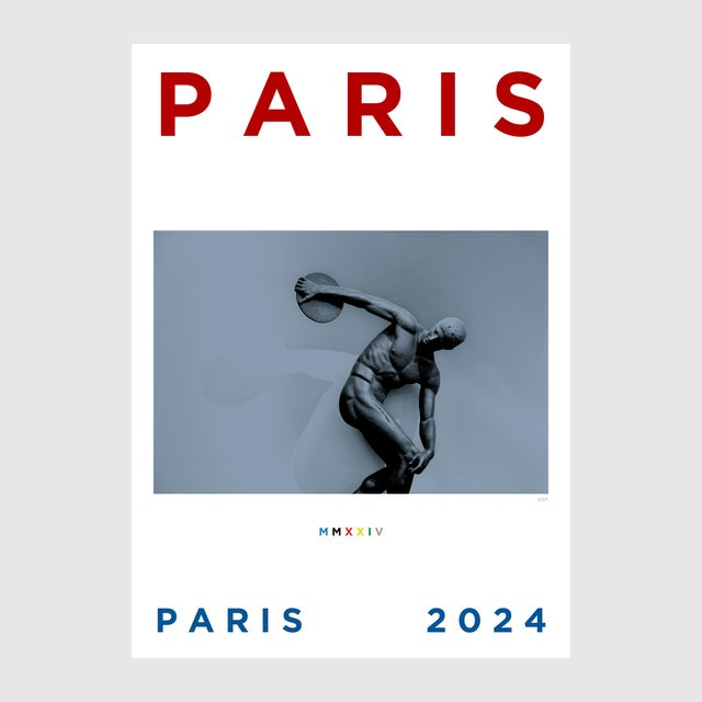 2020s Paris 2024 Poster For Sale - Image 5 of 5