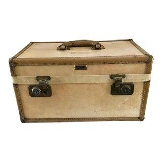 1940s Mid-Century Modern Hartmann Skymate Vanity Case For Sale