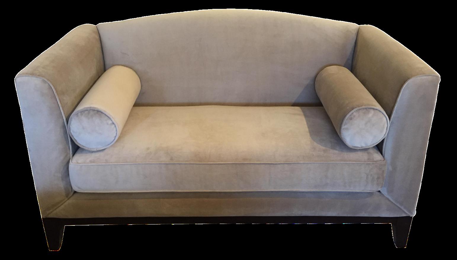 Decor Rest Furniture Taupe Sofa