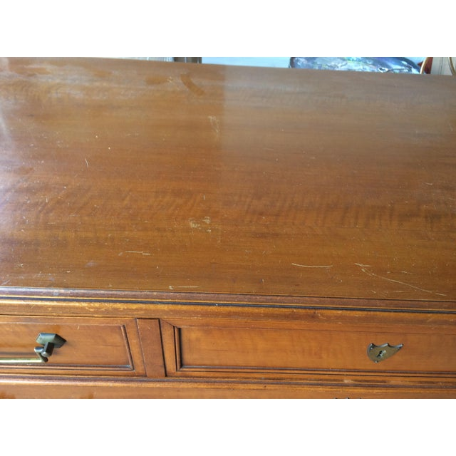Vintage Marshall Fields Directoire Style Dresser For Sale - Image 5 of 7