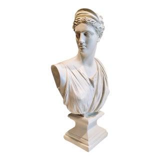 Vintage Mid Century Artemis Bust For Sale
