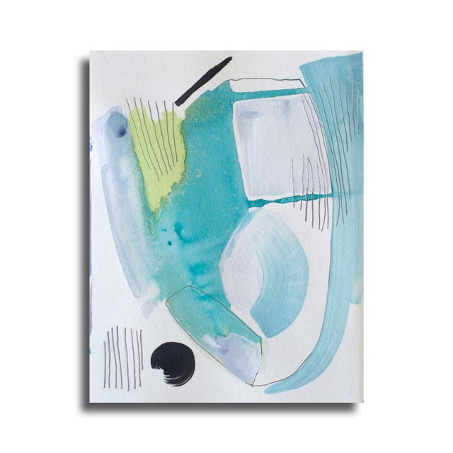 """""""Tiki"""" Original Painting - Image 3 of 4"""