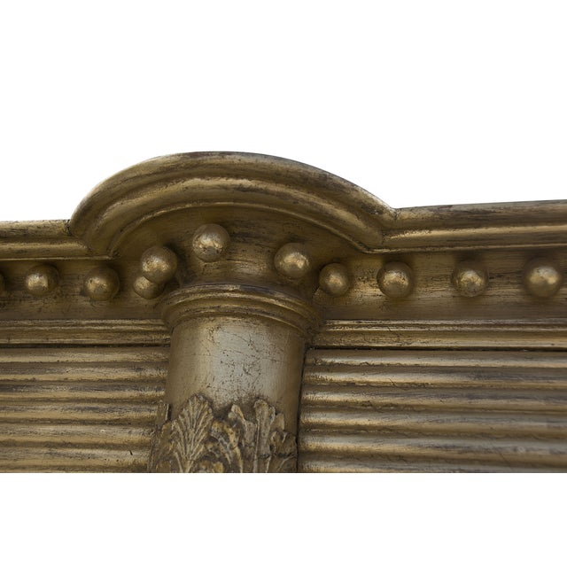 Antique Early 19th Century Mantel Mirror - Image 6 of 8