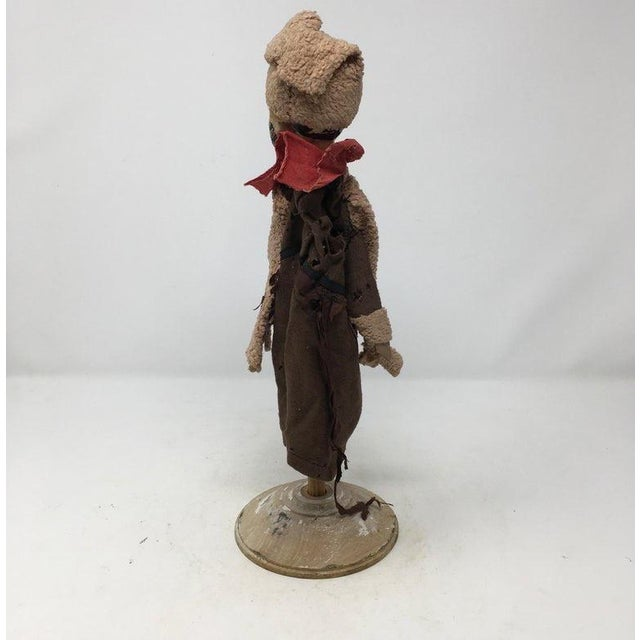 Antique French Marionette For Sale - Image 4 of 11