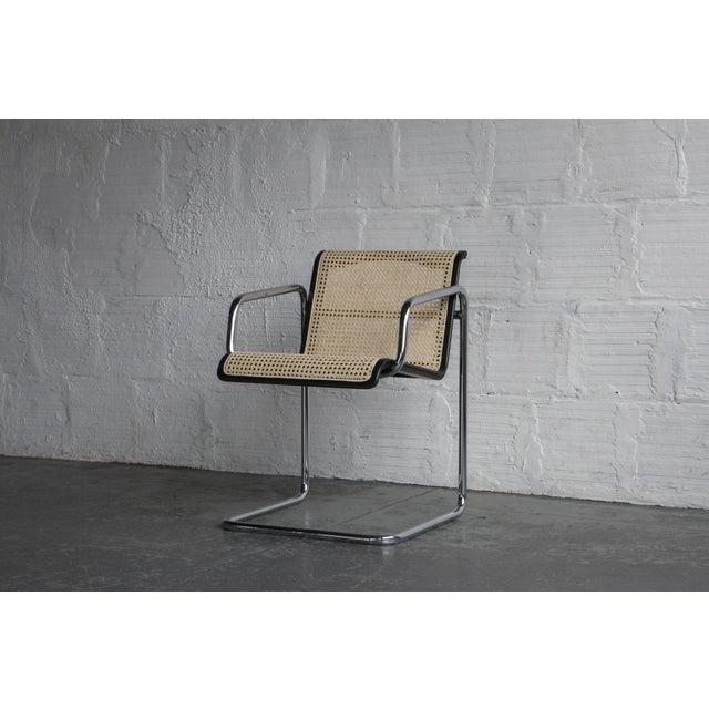 Marcel Breuer Style Armchair - Image 3 of 10