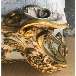 20th Century French Ornate Queen Bedframe Preview