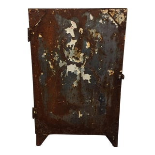Iron cabinet For Sale