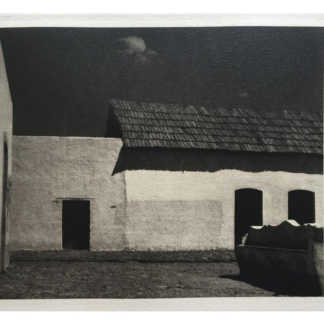 Paul Strand Attributed Photogravure Mexico, 1940s - Image 4 of 6