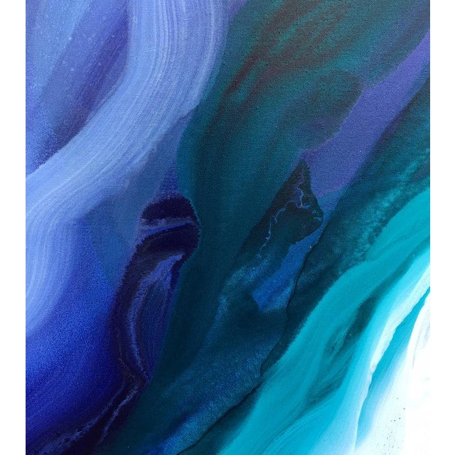 Abstract Teodora Guererra, Rift, 2017 For Sale - Image 3 of 7