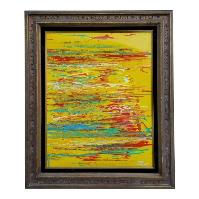 Contemporary Abstract Expressionist Painting For Sale