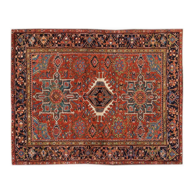 "Apadana Persian Rug -- 5'1"" X 6'4"" For Sale"