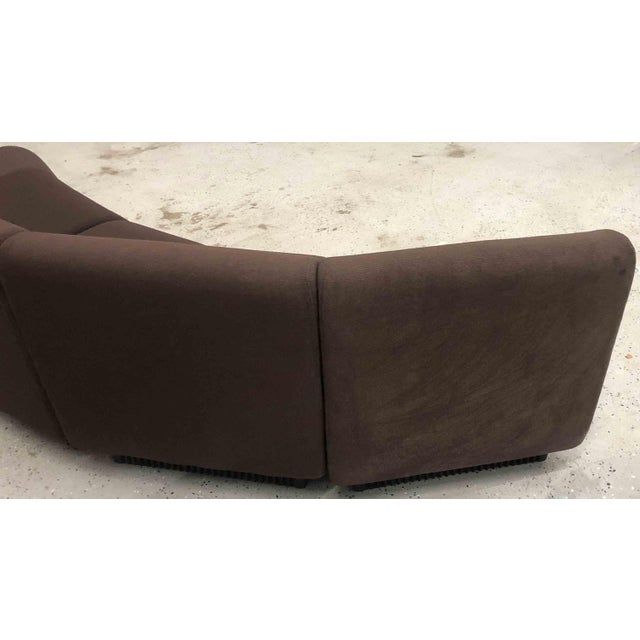 1970s Vintage Don Chadwick Herman Miller Modular Sofa - 5 Pieces For Sale - Image 10 of 13
