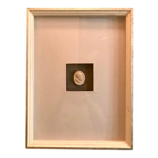Matted and Framed Intaglio #5 For Sale