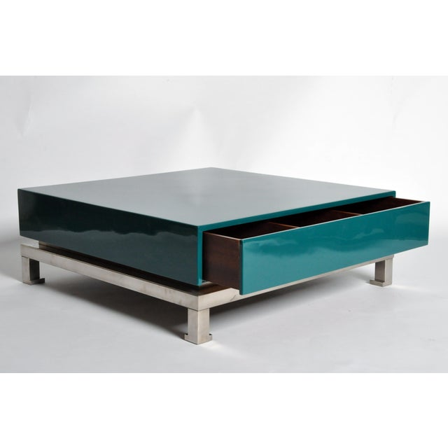Table Bases by Guy Lefevre for Maison Jansen For Sale In Chicago - Image 6 of 11