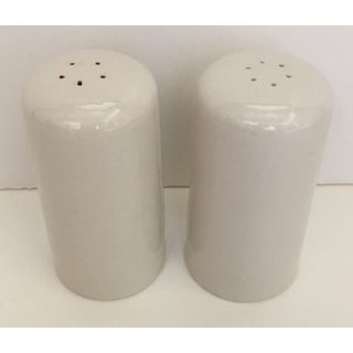 1970s Cottage Ceramic Equestrian Salt & Pepper Shakers - a Pair Preview