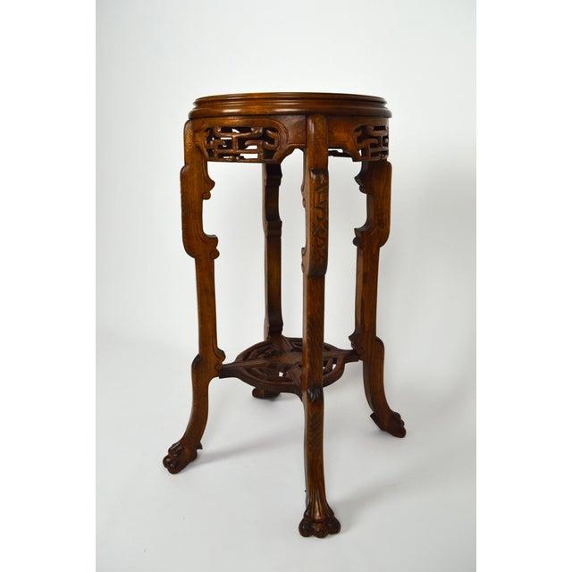 Japonisme Pedestal Table / Pot Stand For Sale - Image 13 of 13