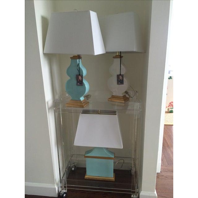 Visual Comfort Alexa Hampton Carmen Table Lamp - Image 4 of 4