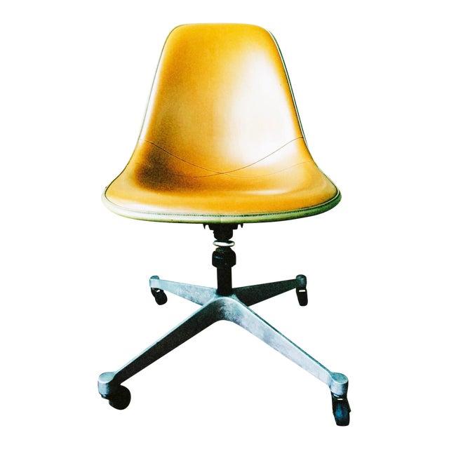 Herman Miller Eames Upholstered Fiberglass Shell Chair - Vintage - Image 1 of 8