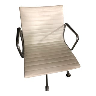 Modern Eames® Aluminum Group Management Chair For Sale