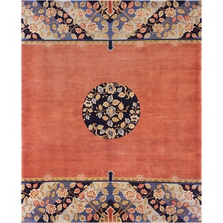Mansour Fine Handmade Chinese Rug